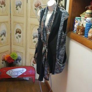 Juicy couture spakly vest